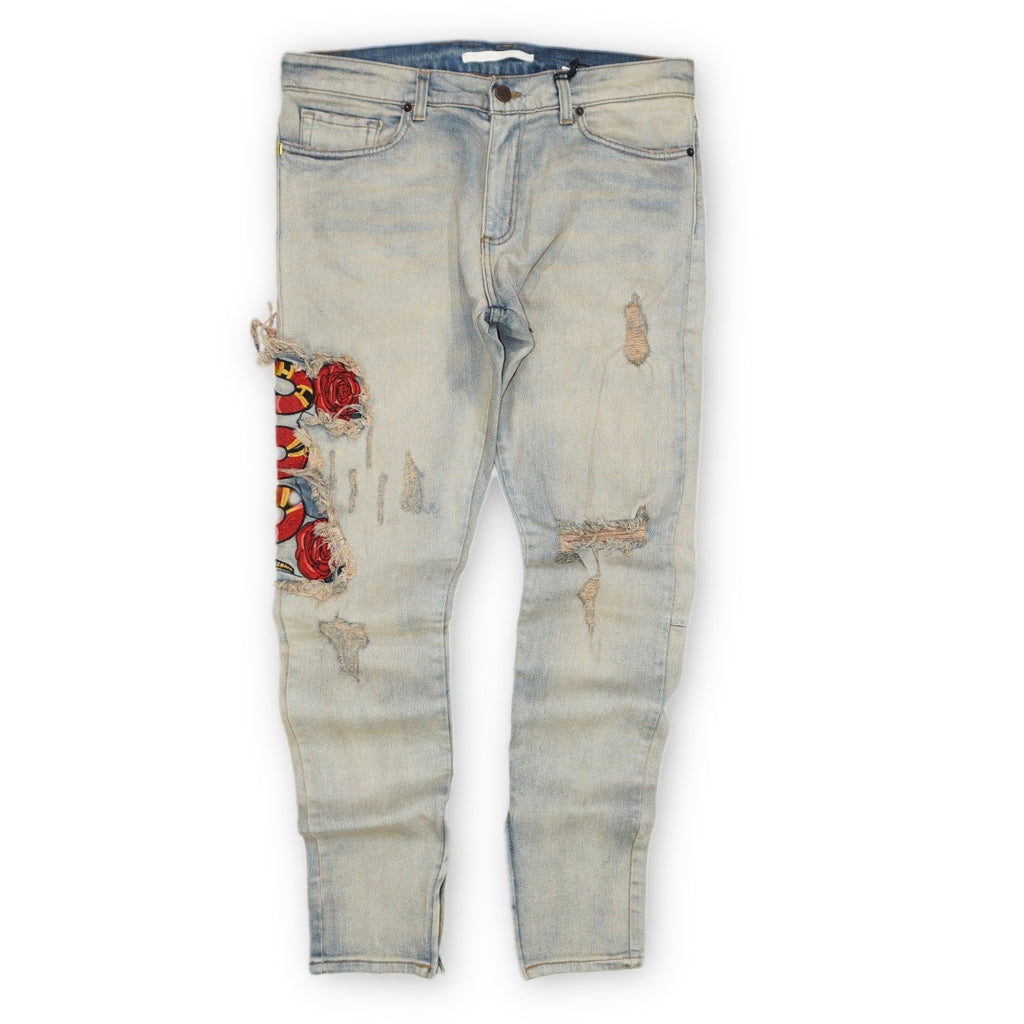 The Union Snake Denim (Deserto) /C4