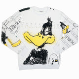 Despicable 2 Daffy Crewneck (White)
