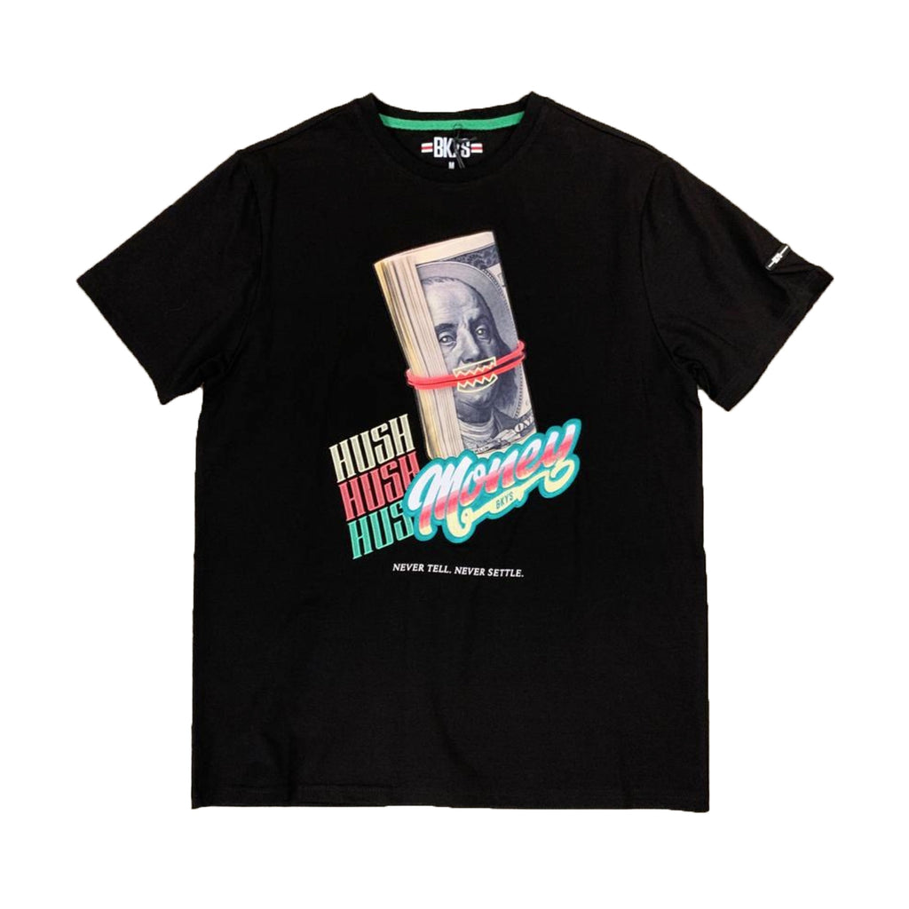 Hush Money Tee (Black) /D5