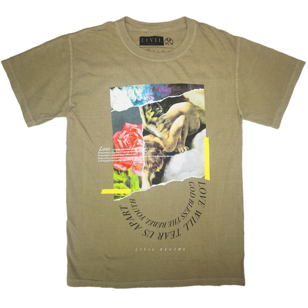 Love Tee (Dusty Tan)