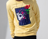 Shamanism Crewneck (Sunlight) /D4