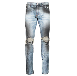 The Signature Dante (Distressed Denim)/C1