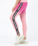 Wmn Ombre Leggings (Pink) / MD2