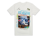 Space Chief Tee (White)/D7