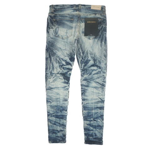 The Union Santos Denim (Lt Wash) /C4