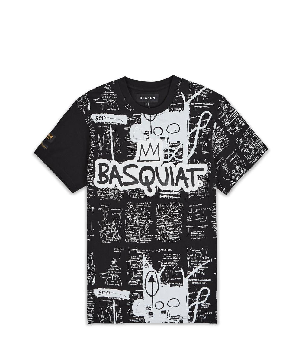 Basquiat Collection Tee ( Black) /D1