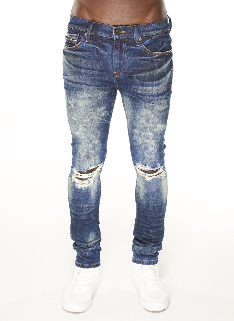 Punk Super Skinny Denim (Cean) / C3