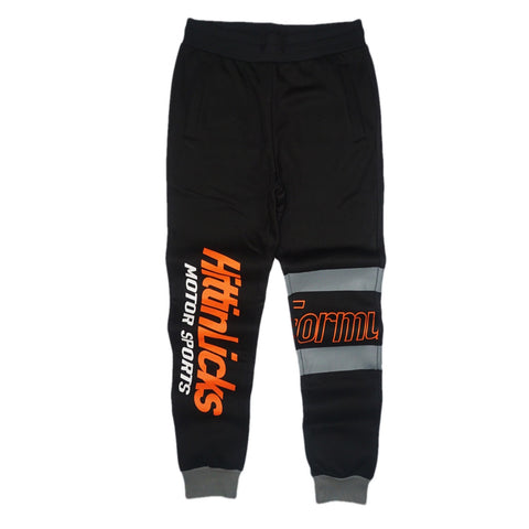 Hittin Motor Sports Joggers (Black)/C7