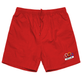 Marathon Shorts (Red) /D9