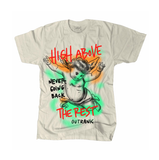 High Above Tee (Ivory)