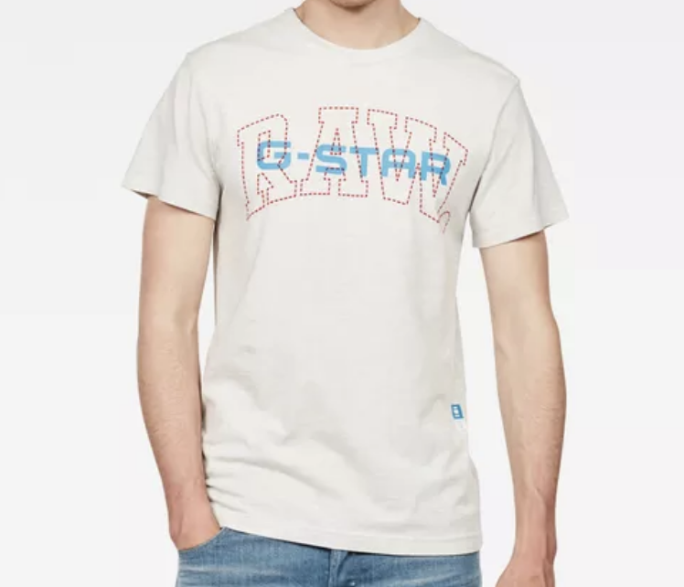02 T-Shirt (White Htr)