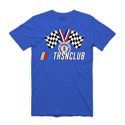 Race Medal Tee (Royal) /D11