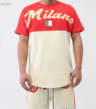 Welcome to Milano Set (Red) / D3