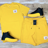 Jordan Flight Essentials Set (Univ Gold) / D1