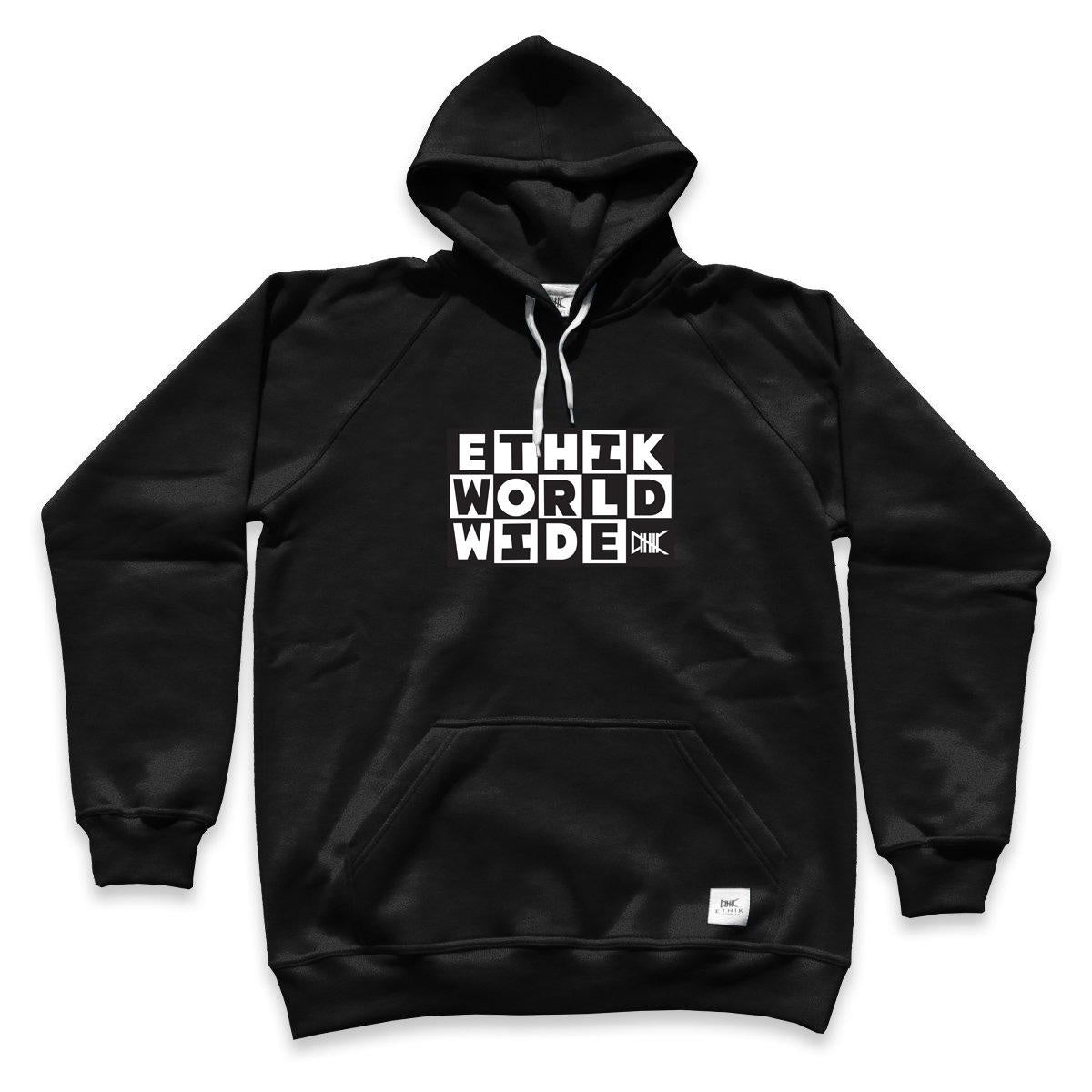 The Network Hoodie (Black) /D17
