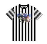 1990 Sound Stripe Tee (Black/Wte)