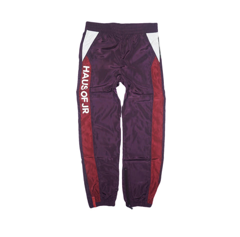 Mason Windbreaker Kids Pants (Maroon) /C7