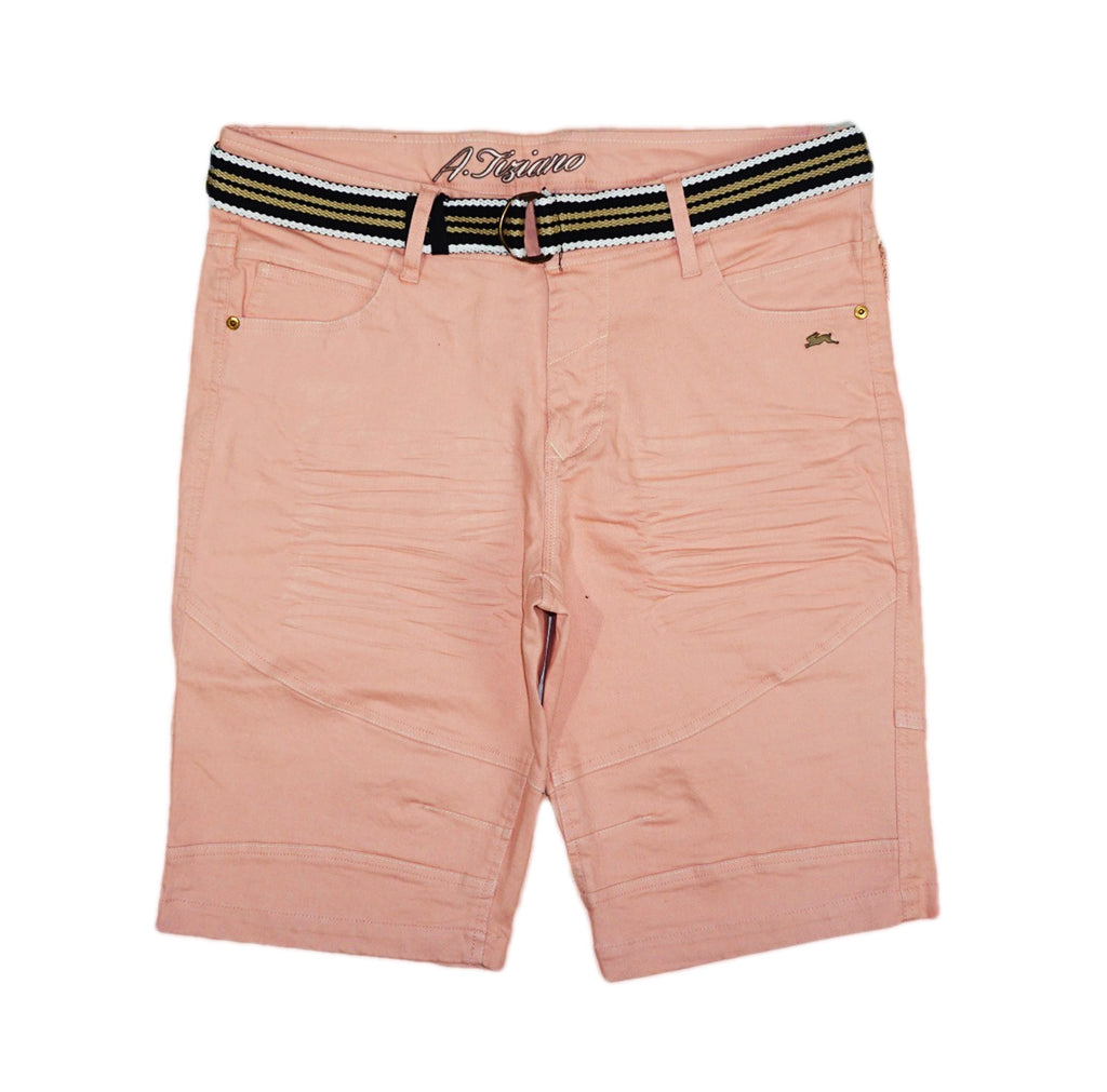 Marshall Biker Shorts (Pale Rose) C/8