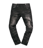 Vintage Wash 3D Denim (Washed Black) /C1
