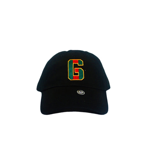 Gucci Varsity Dad Hat (Black)