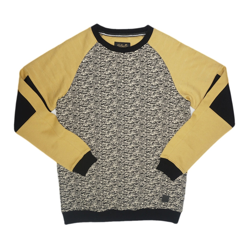 Jason Raglan Pullover Sweater (Bronze)