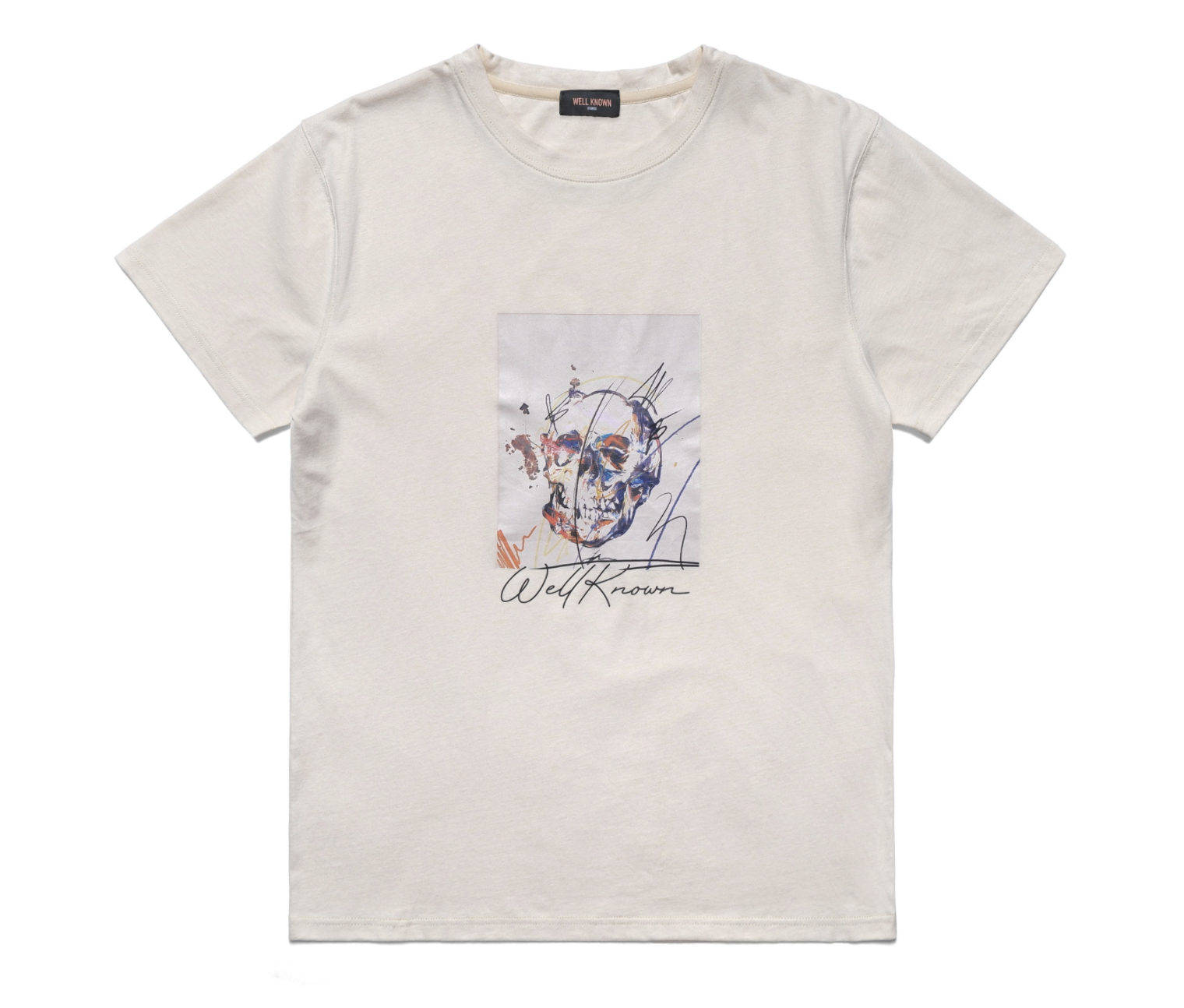 The Life After Death Tee (Tan)/ C9