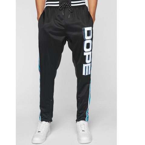 DOPE Luck Track Pants (Black) / D11