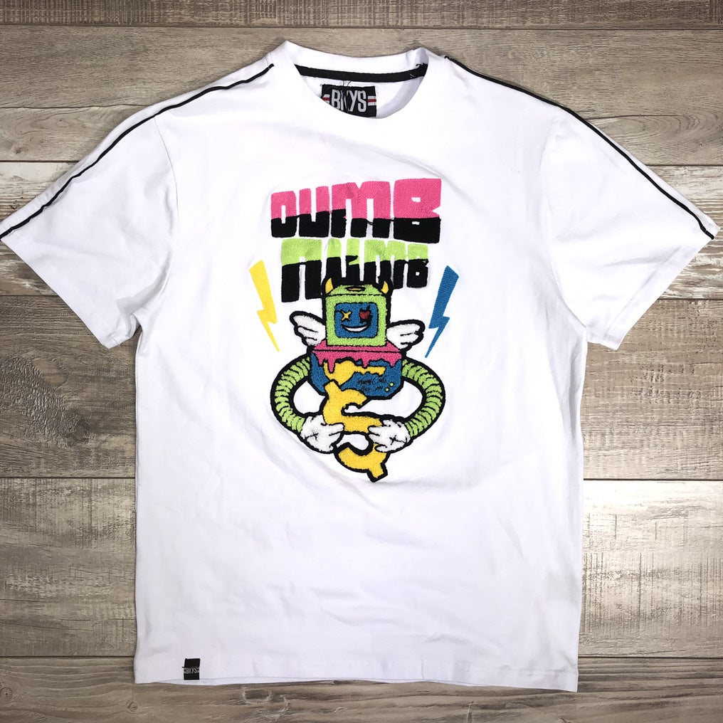 Dumb Numb Tee (White)