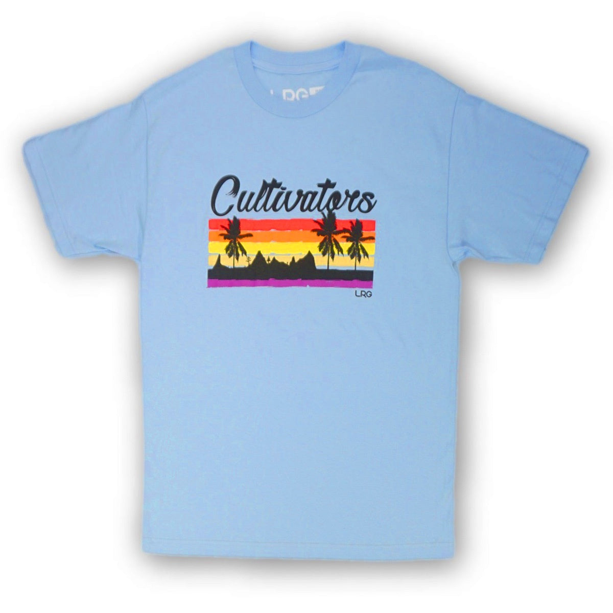 Cultivators Tee (Powder Blue)