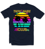 Thousnaire Money Sunset Tee (Navy) /D6