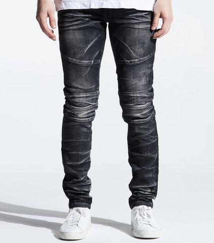 Montana Wash Denim (Black Acid) /C9