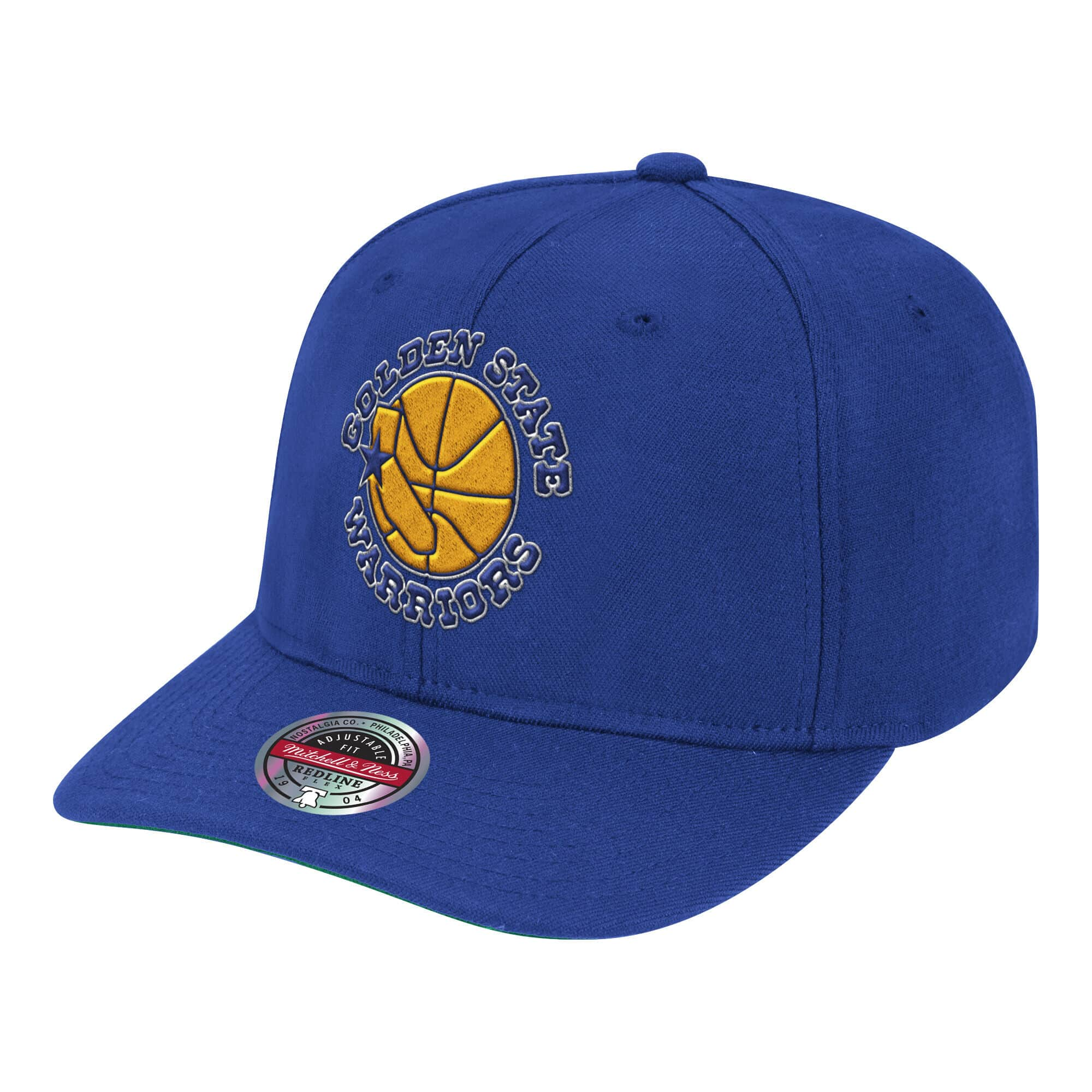 Golden State Warriors Snap Back (Blue/Yellow)