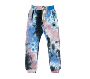 Houston Tie-Dye Sweatpants (Indigo) /C7