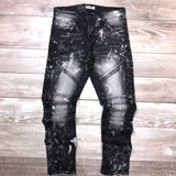 Biker Wash Denim (Laredo) /C3