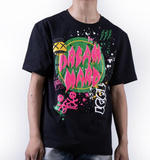 Dream Hard Graffiti Tee (Black) / D6