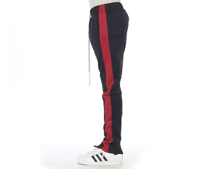 EPTM- Techno Track Pants (Black/Red) /C6