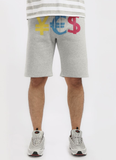 Stoned Currency Shorts (H. Grey) / C7