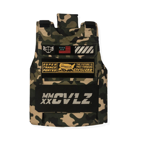MMXX Utility Vest (Olive Camo) /MD2