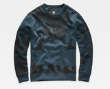 RAW Core 3 Sweater (Legion Blue/Black)