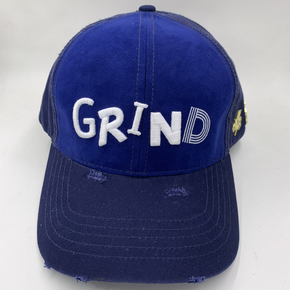 Grind Truck Dad Hat (Navy)