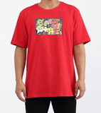 Lil Monster Tee (Red) / D18