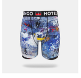 Paint Splatter Boxer Briefs (Multi)