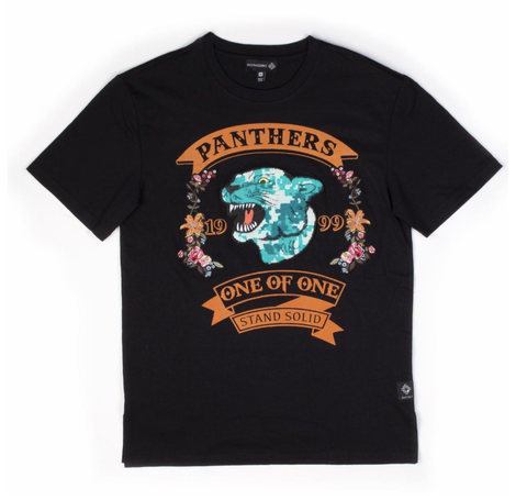 Panthers One of One Tee (Black) /D5