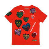 Monster Tee (Red) /