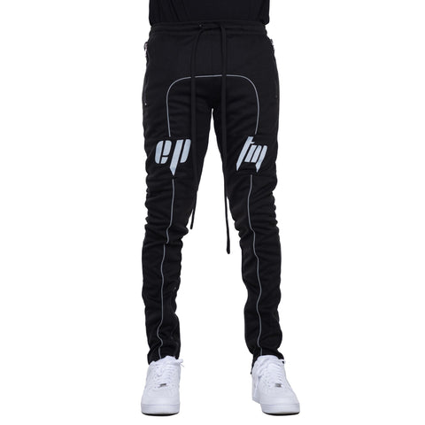 EPTM Reflective Track Pants (Black) / D15