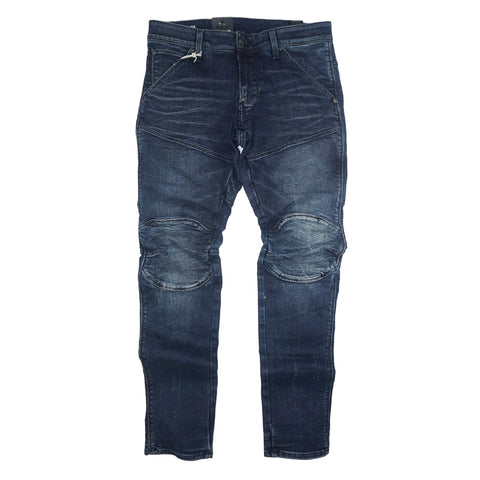 5620 Elwood 3D Super Slim Denim (Vintage Medium Aged) /C5