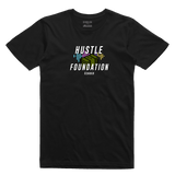 Hustle Foundation Tee (Black) / D2