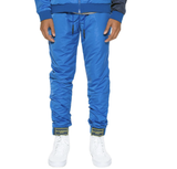 Nylon Pants (Royal Blue) /D1