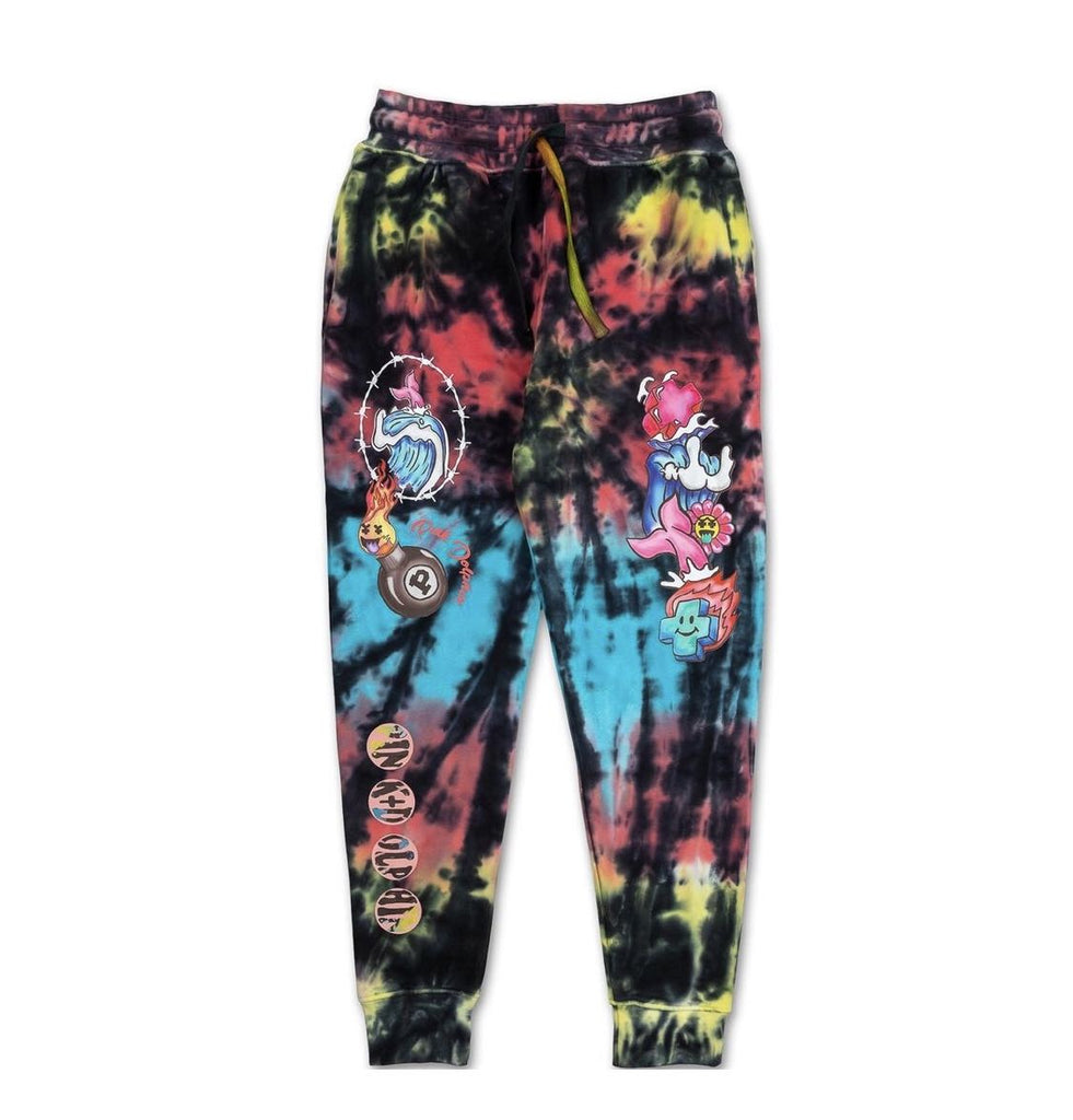 All Good Sweatpants (Multi) /D4