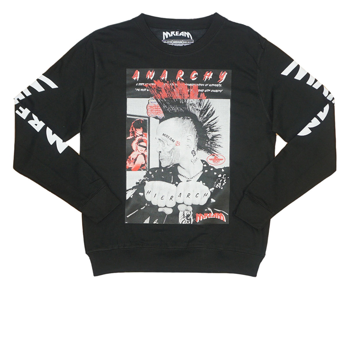Anarchy Crew (Black) /D11